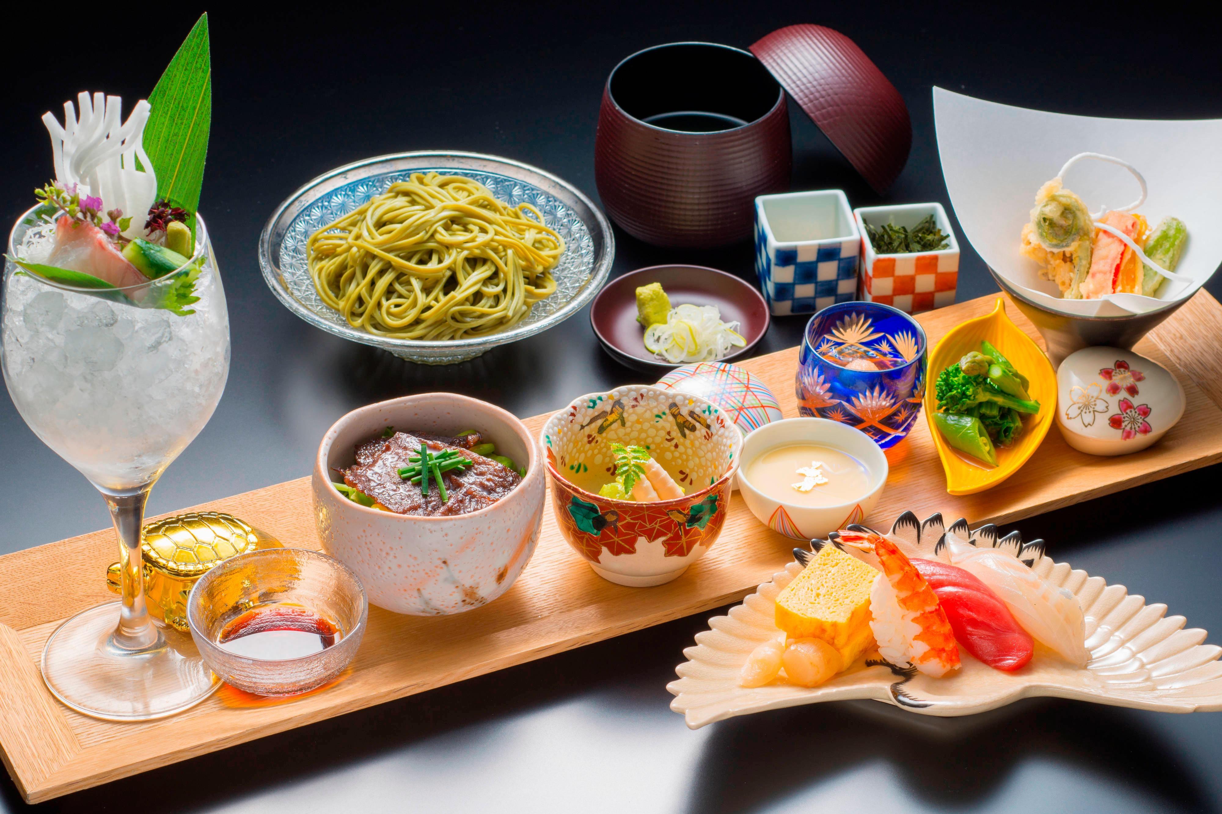 日本料理「雅庭」