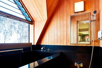 Suite with Hinoki Bathroom