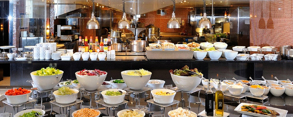 Buffet in Hong Kong hotels