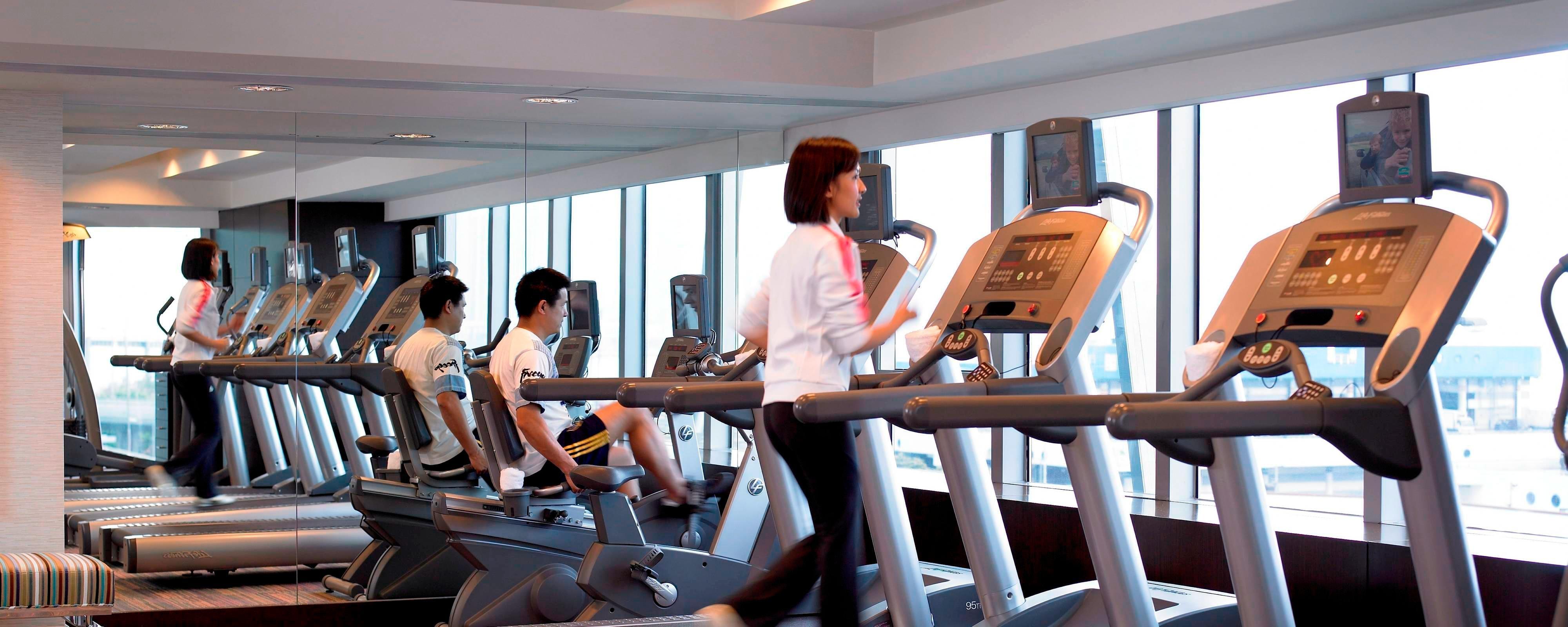 Fitness centre hong kong gym hong kong courtyard hong kong