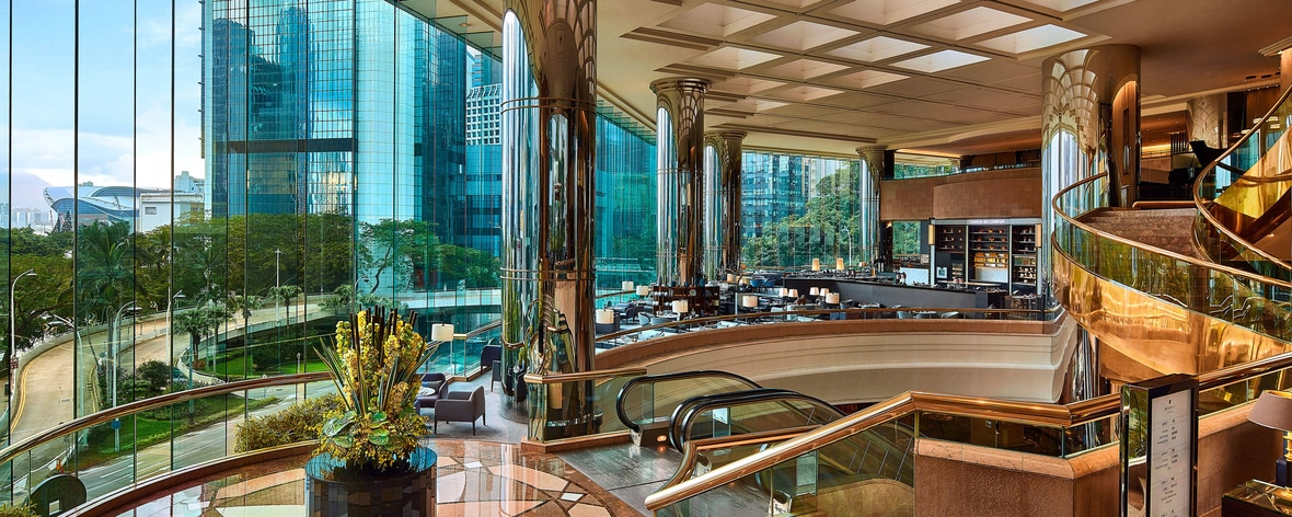 5 Star Hotel In Central Hong Kong Admiralty Jw Marriott Hotel