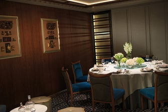 Hong Kong private dining room