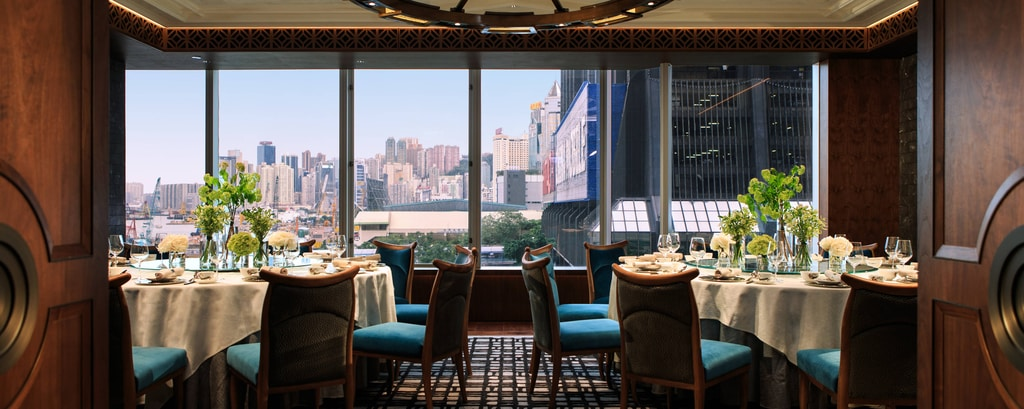 Wan Chai Restaurants With A View Renaissance Hong Kong