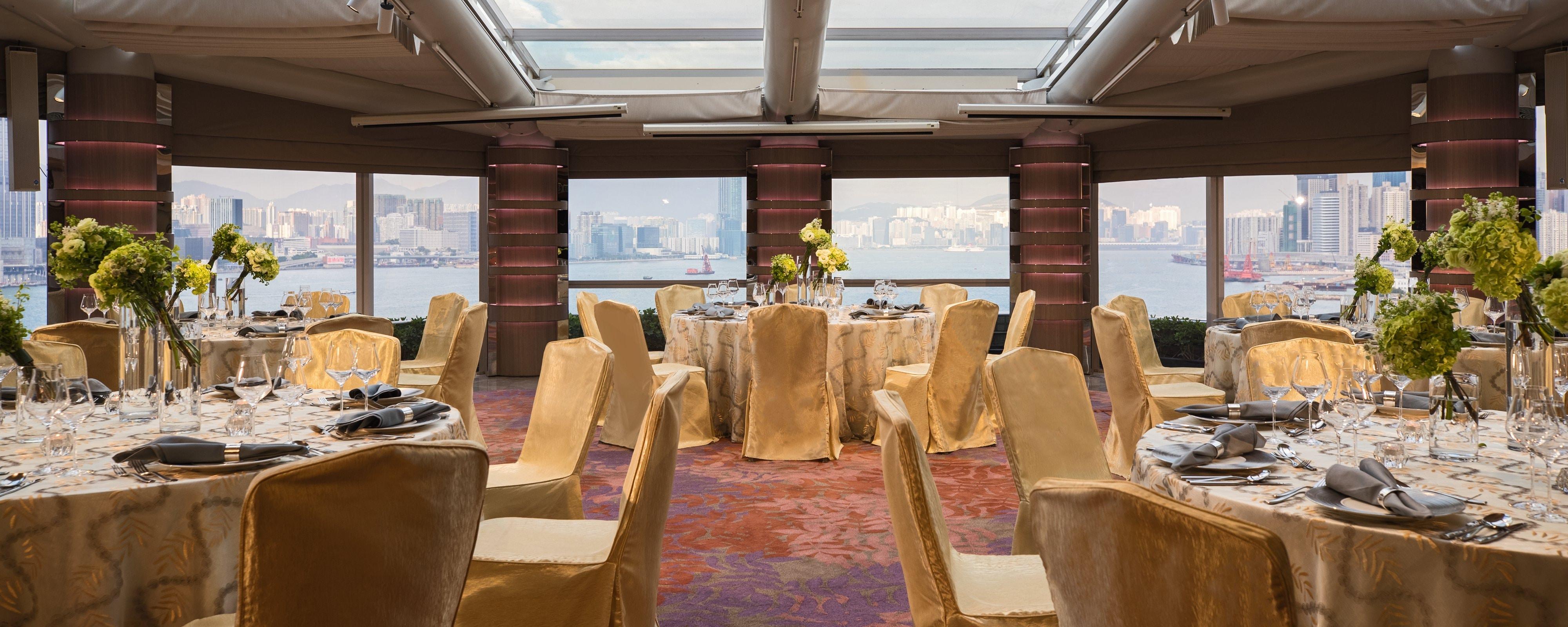 Hong Kong Wedding Reception Venues Renaissance Harbour View Hotel