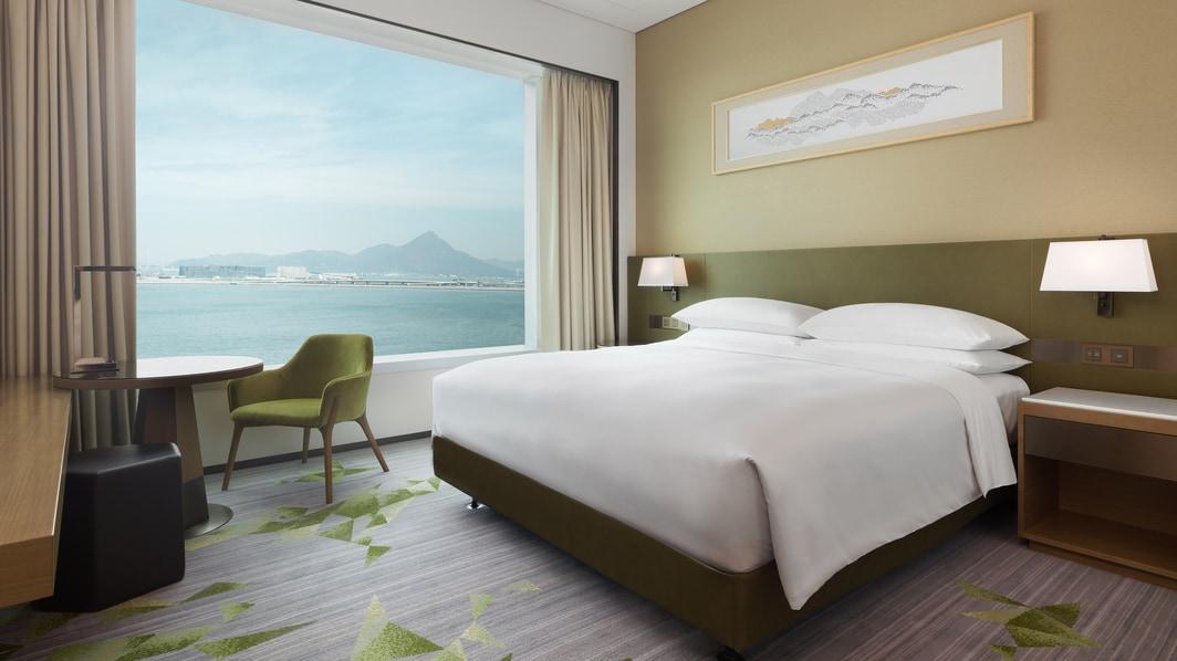 香港東涌世茂喜來登酒店