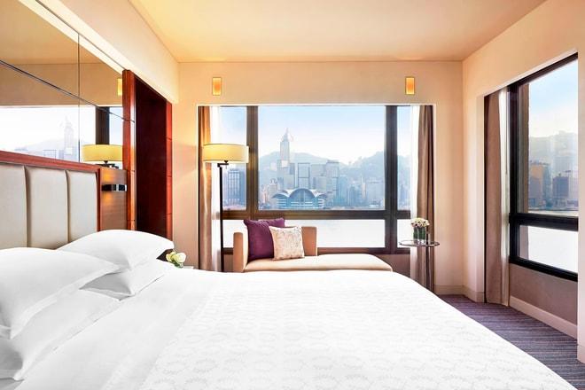 Harbour View Suite- Bedroom