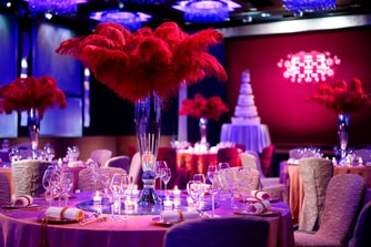Celestial Court - Chinese Wedding Reception