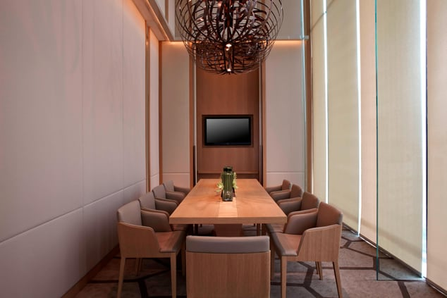 Hong Kong Executive Meeting Room