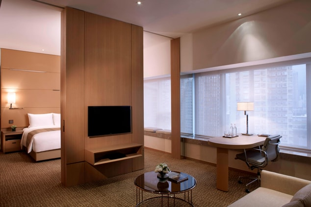 New Territories Hotel Executive Suite