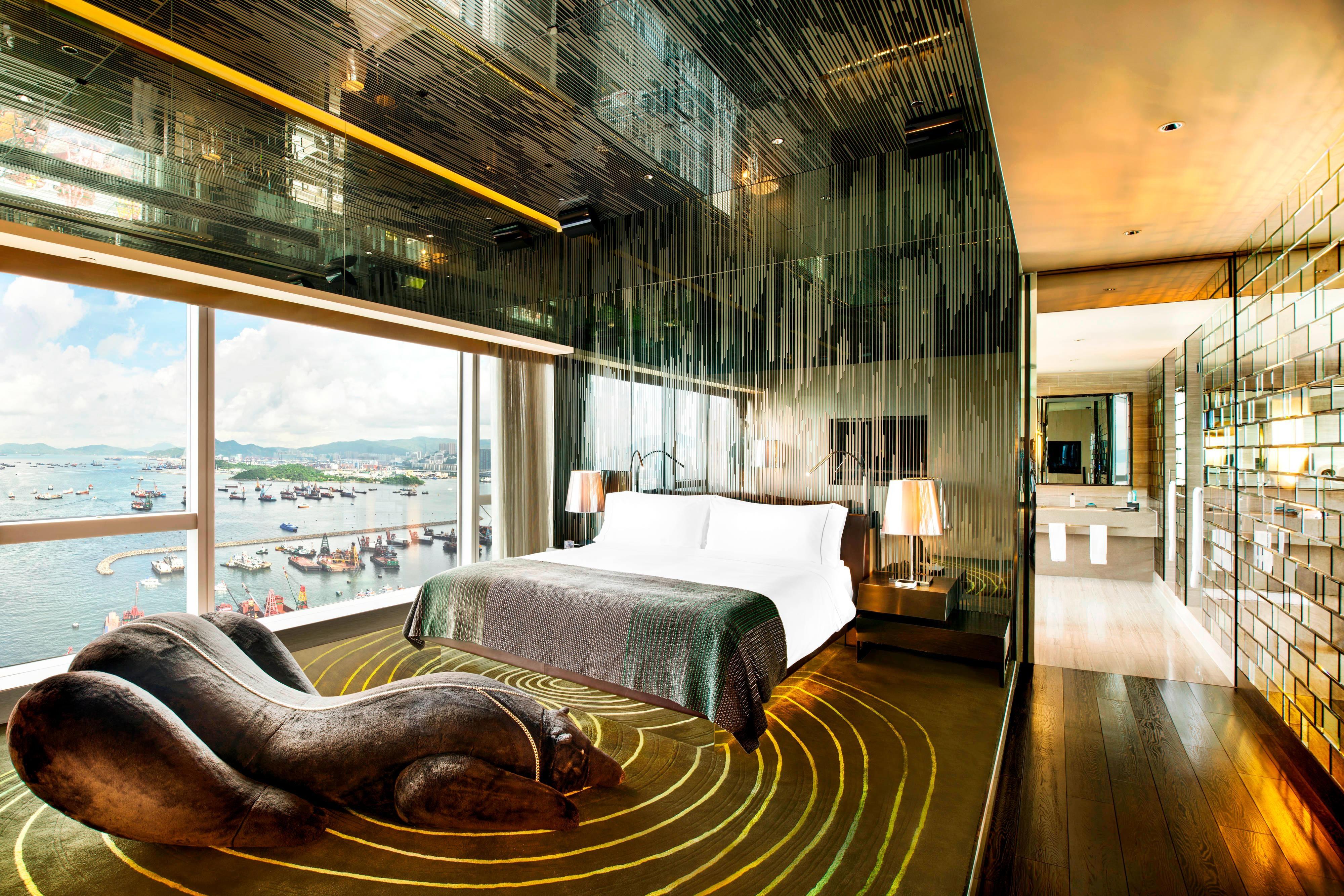 Guest Room - Ewow Suite - Bedroom