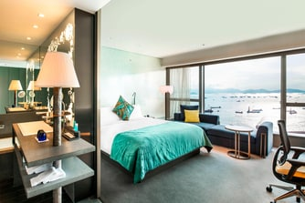 Guest Room - Fabulous Room ( Glamourous Design)
