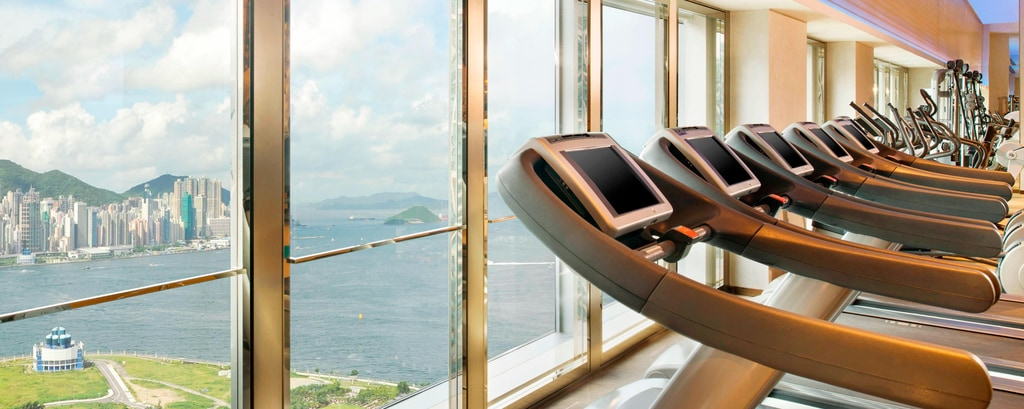 FIT Gym - View
