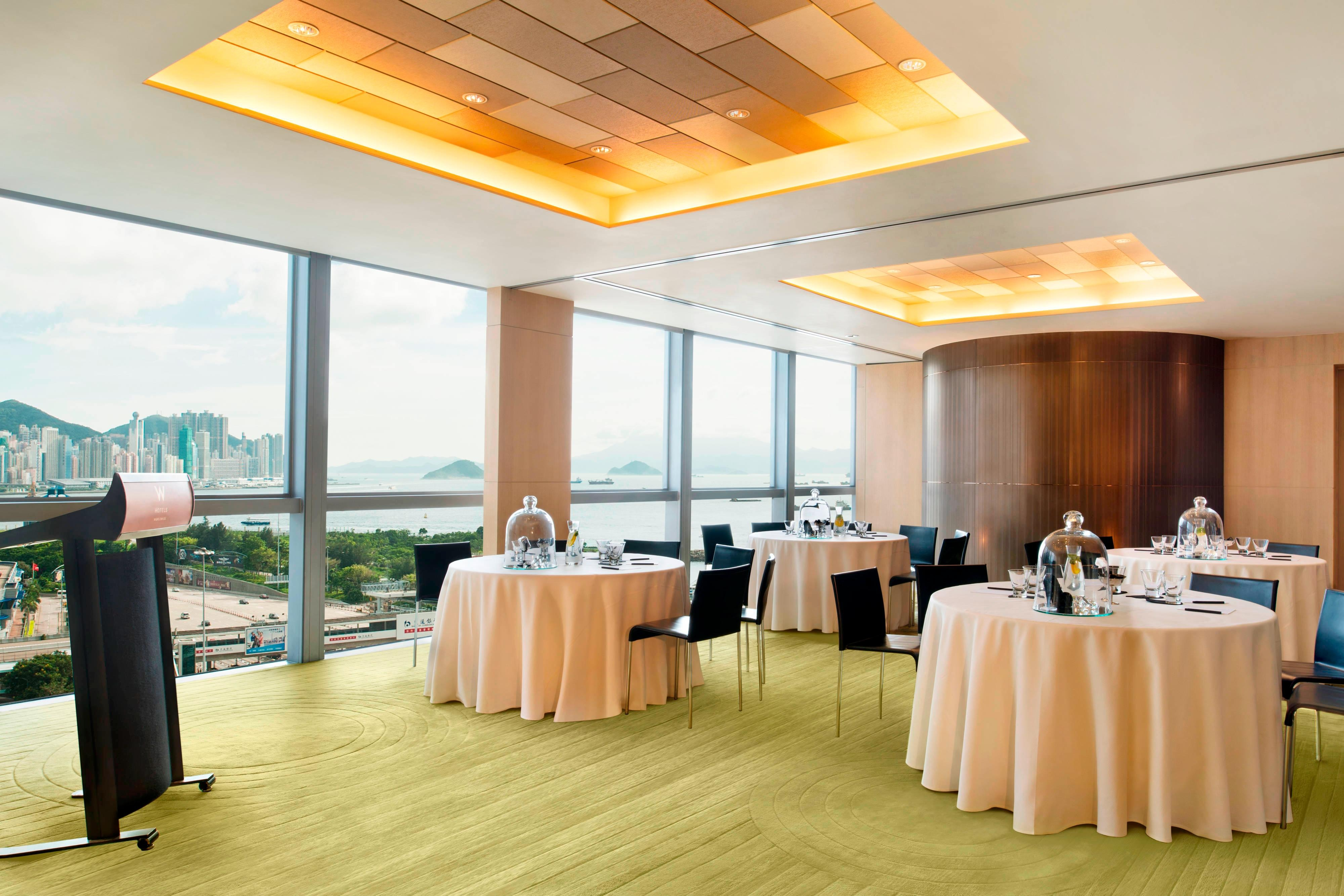 Function Room - Strategy II & III Round Table