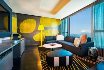 Suite Fantastic - Sala de estar