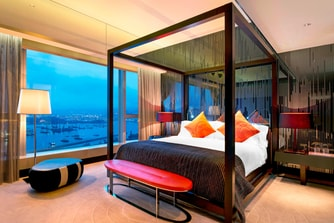 Guest Room - Wow Suite - Bedroom
