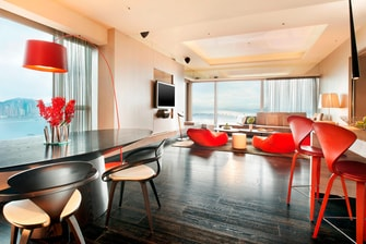 Suite Wow - Sala de estar