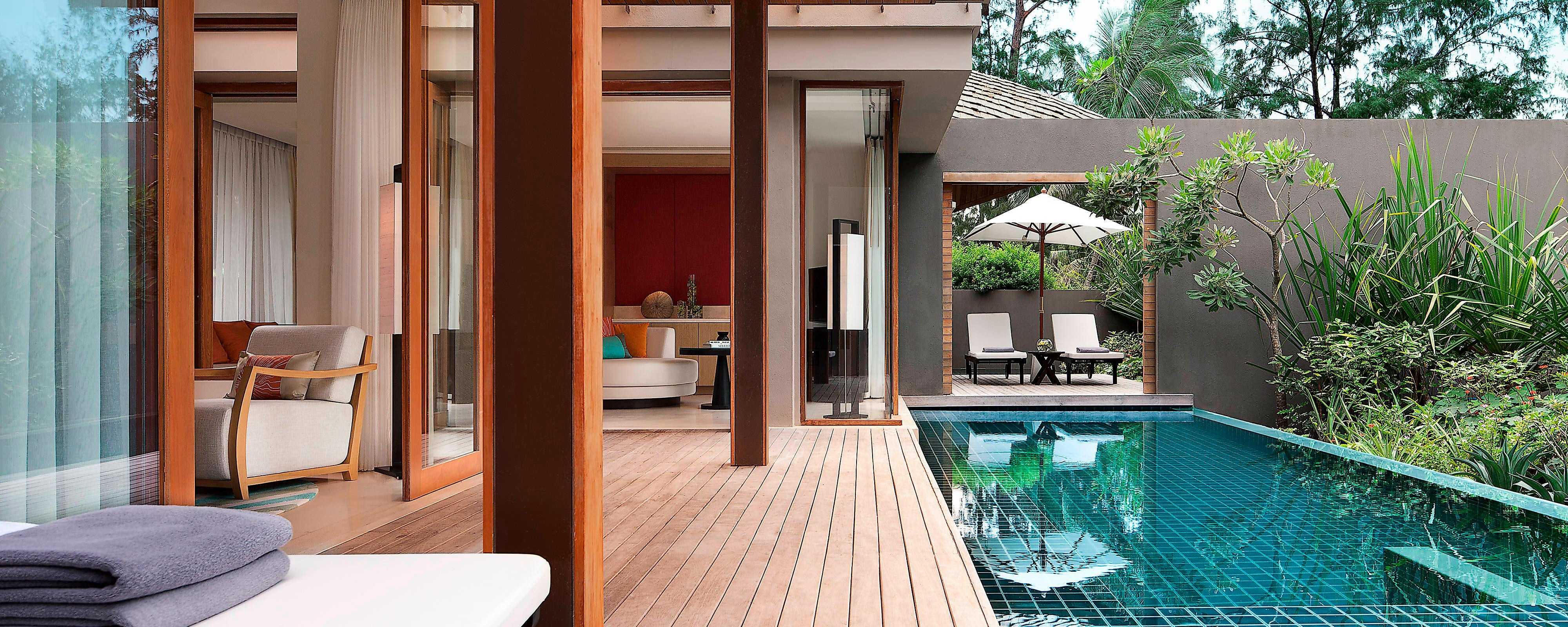 Phuket Luxury villa with pool