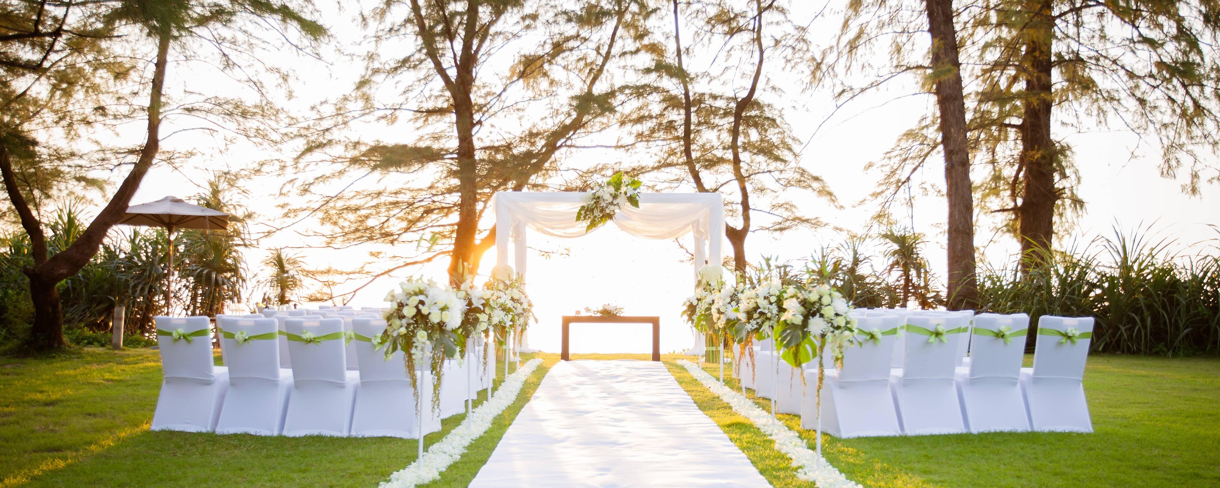 Phuket Wedding Venues Beach Wedding Packages