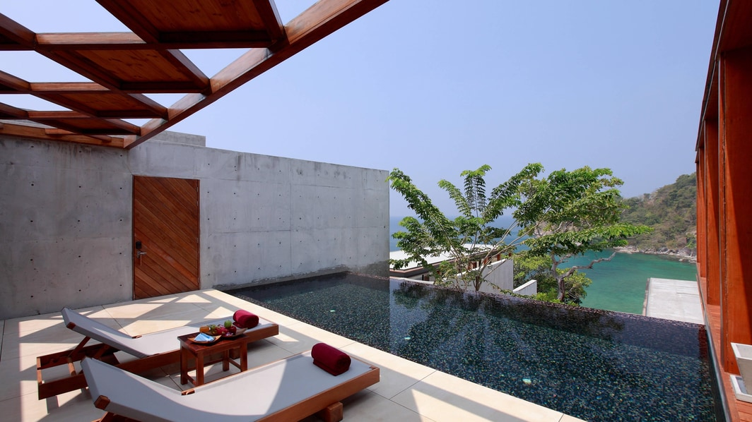 One-Bedroom Pool Villa Exterior