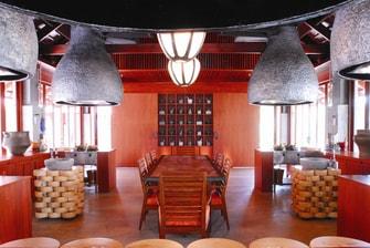伝統的なタイ料理のクッキングスクール