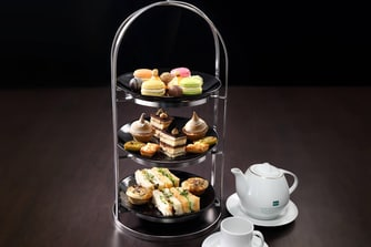 Afternoon High Tea Delights