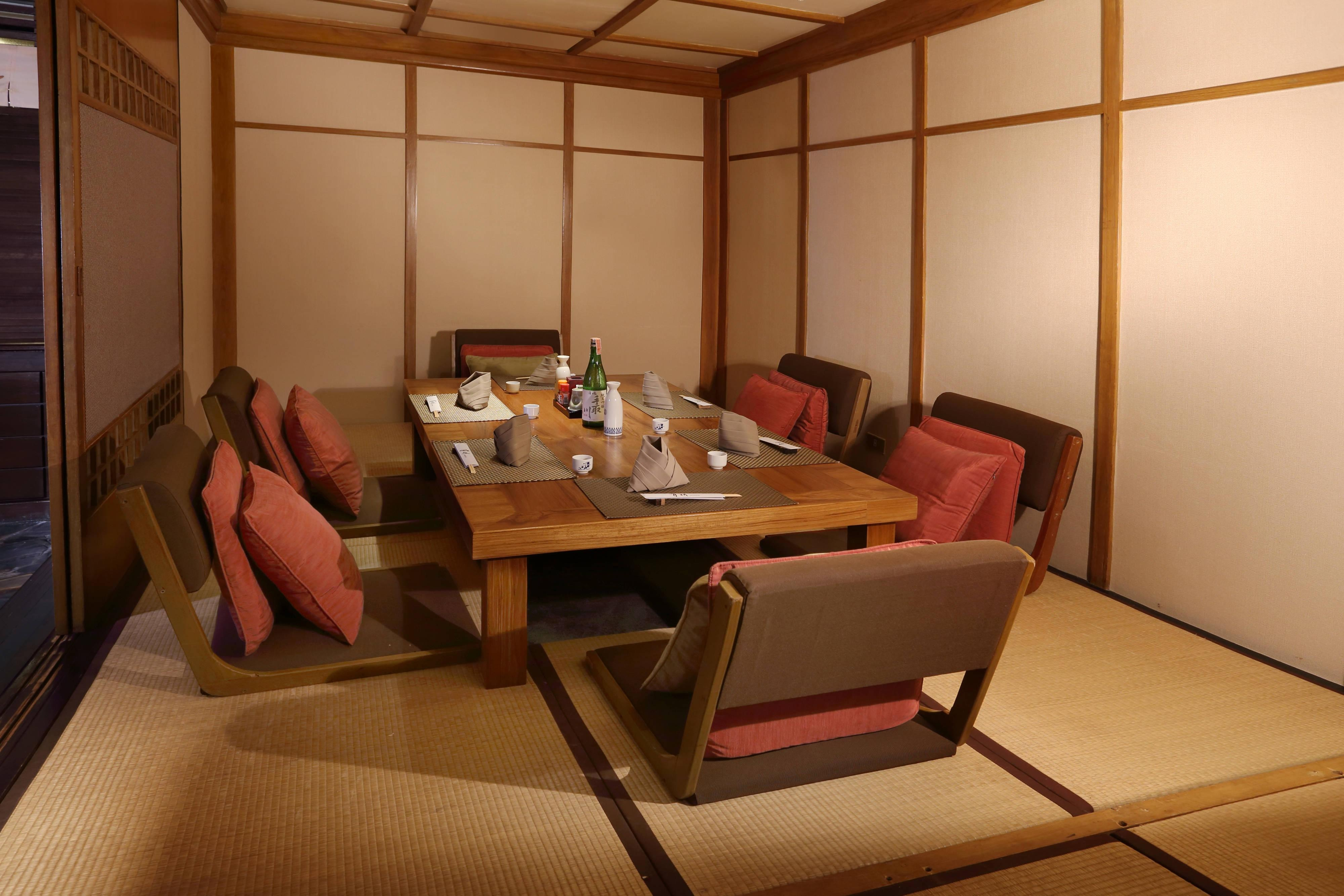 Ariake Private Tatami Room
