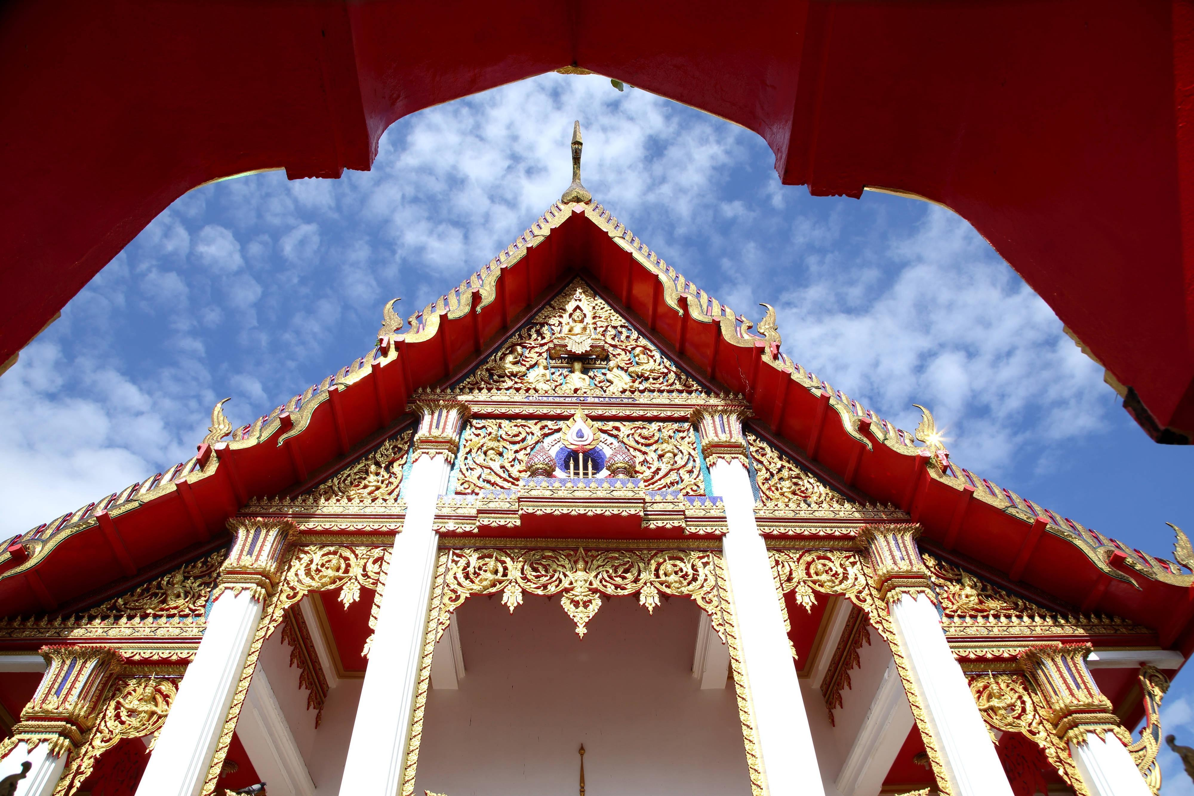 Chalong Temple on Phuket