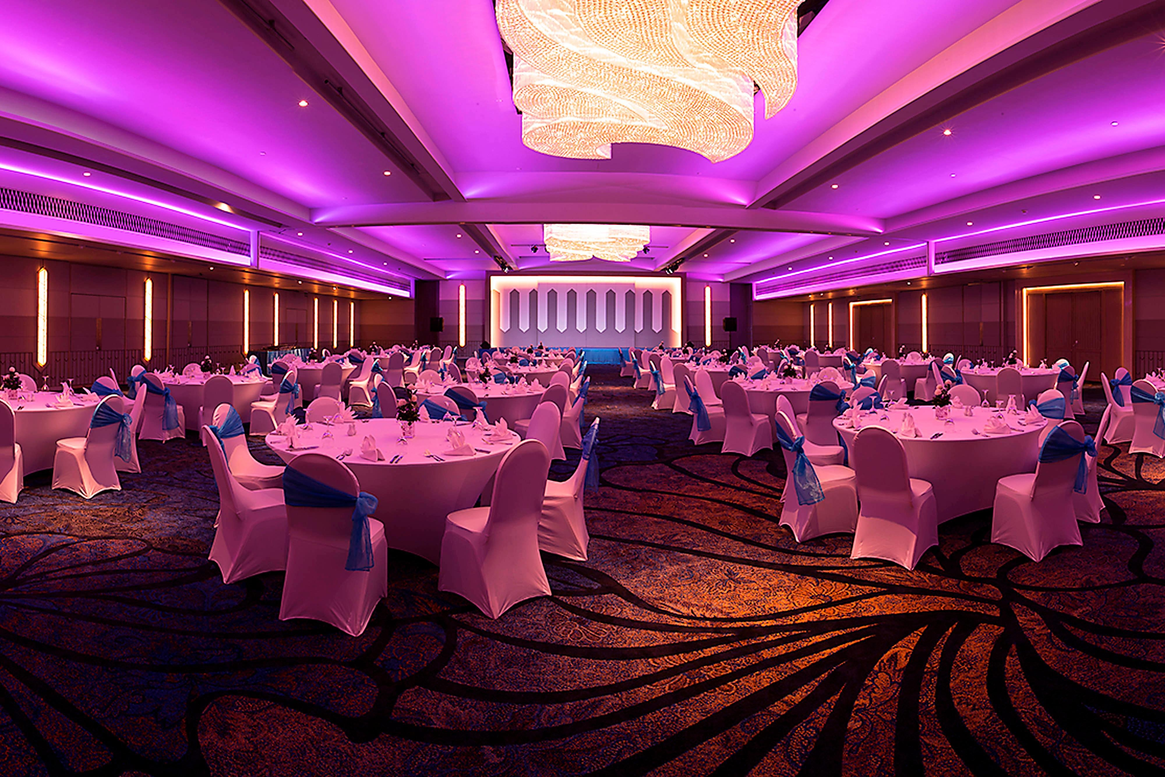 Panorama View of Karon Ballroom