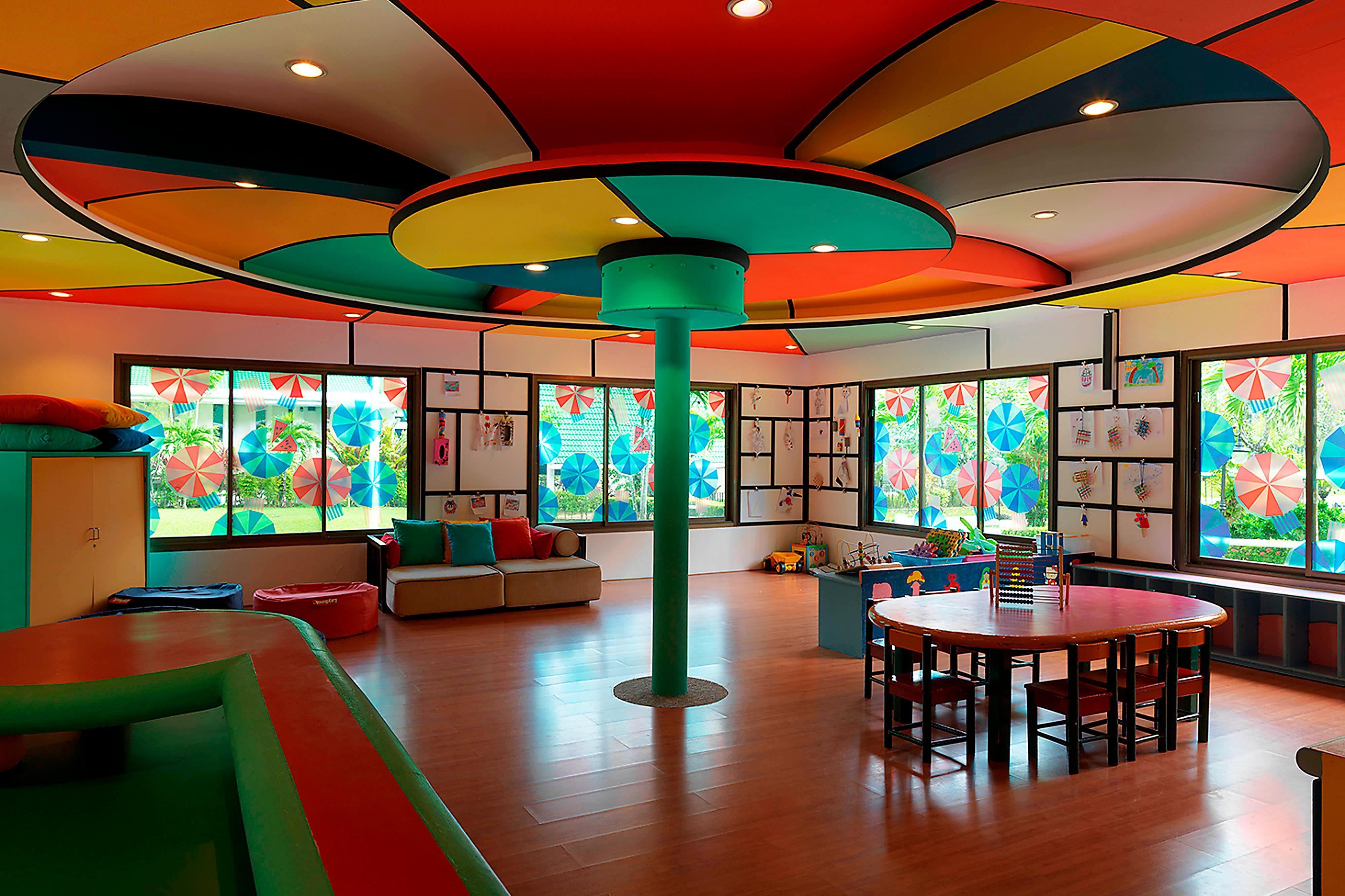 Le Meridien Family Kids Club Discovery Area