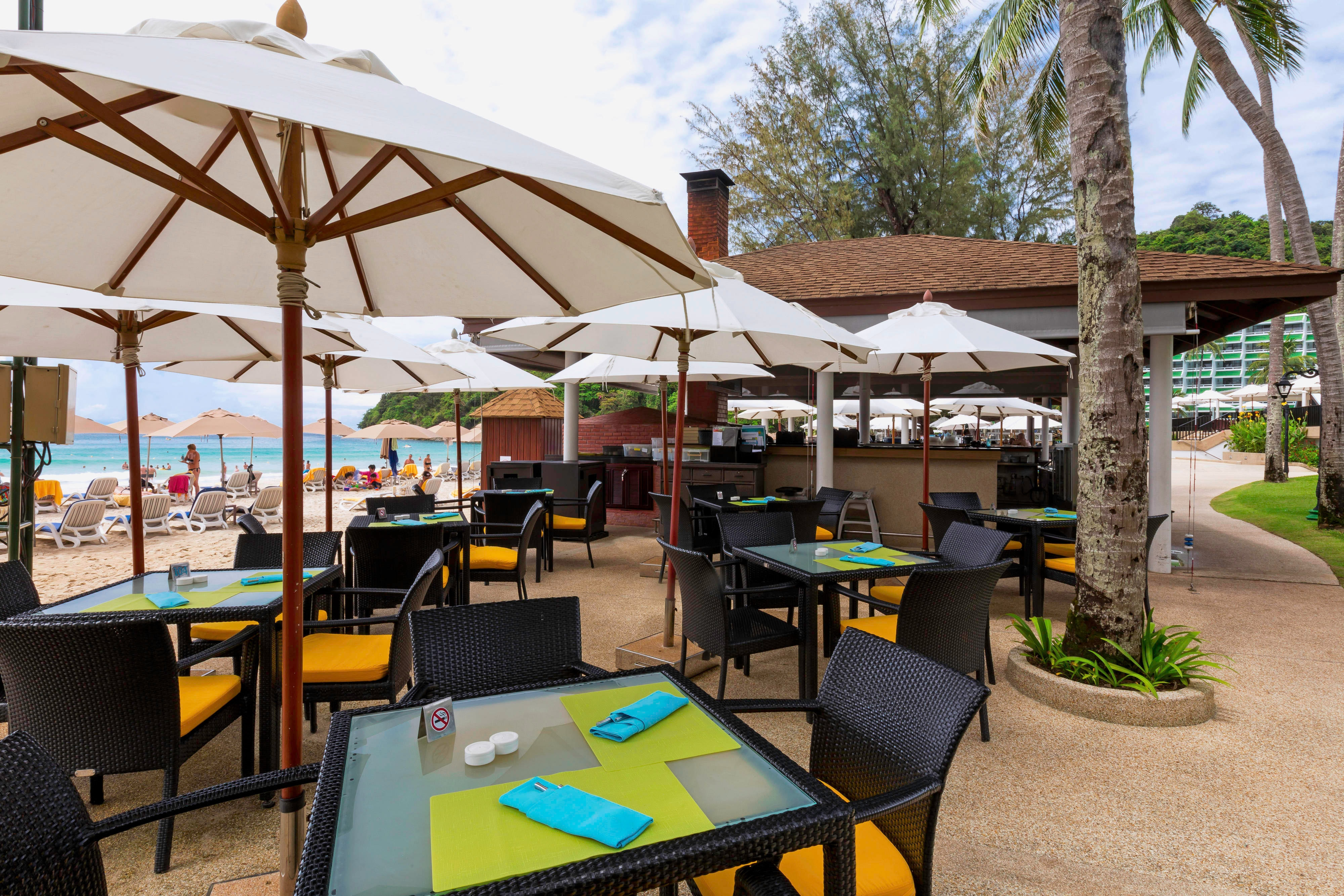 La Fiamma Beachside Pizzeria