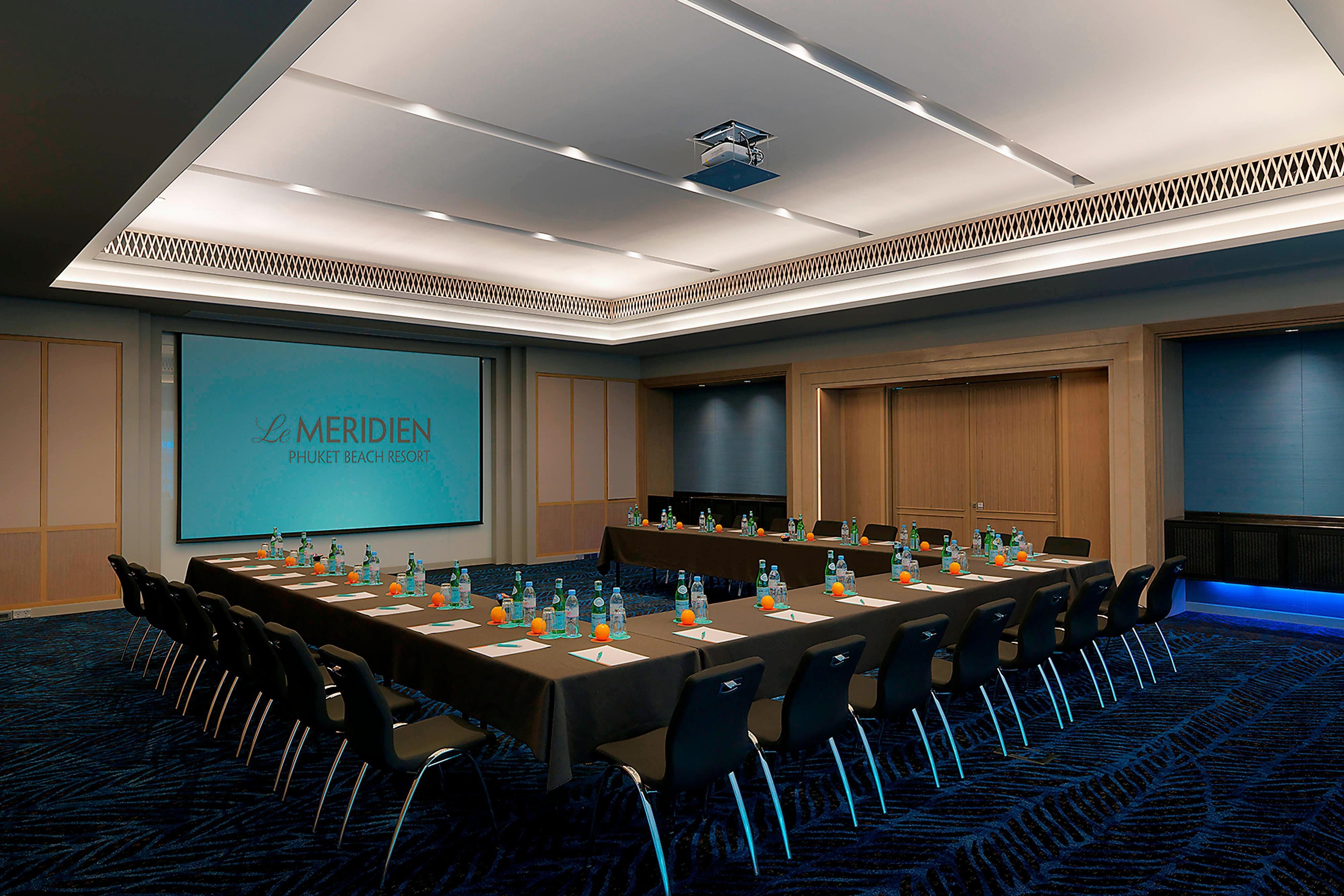 Kamala Room U-Shape Meeting