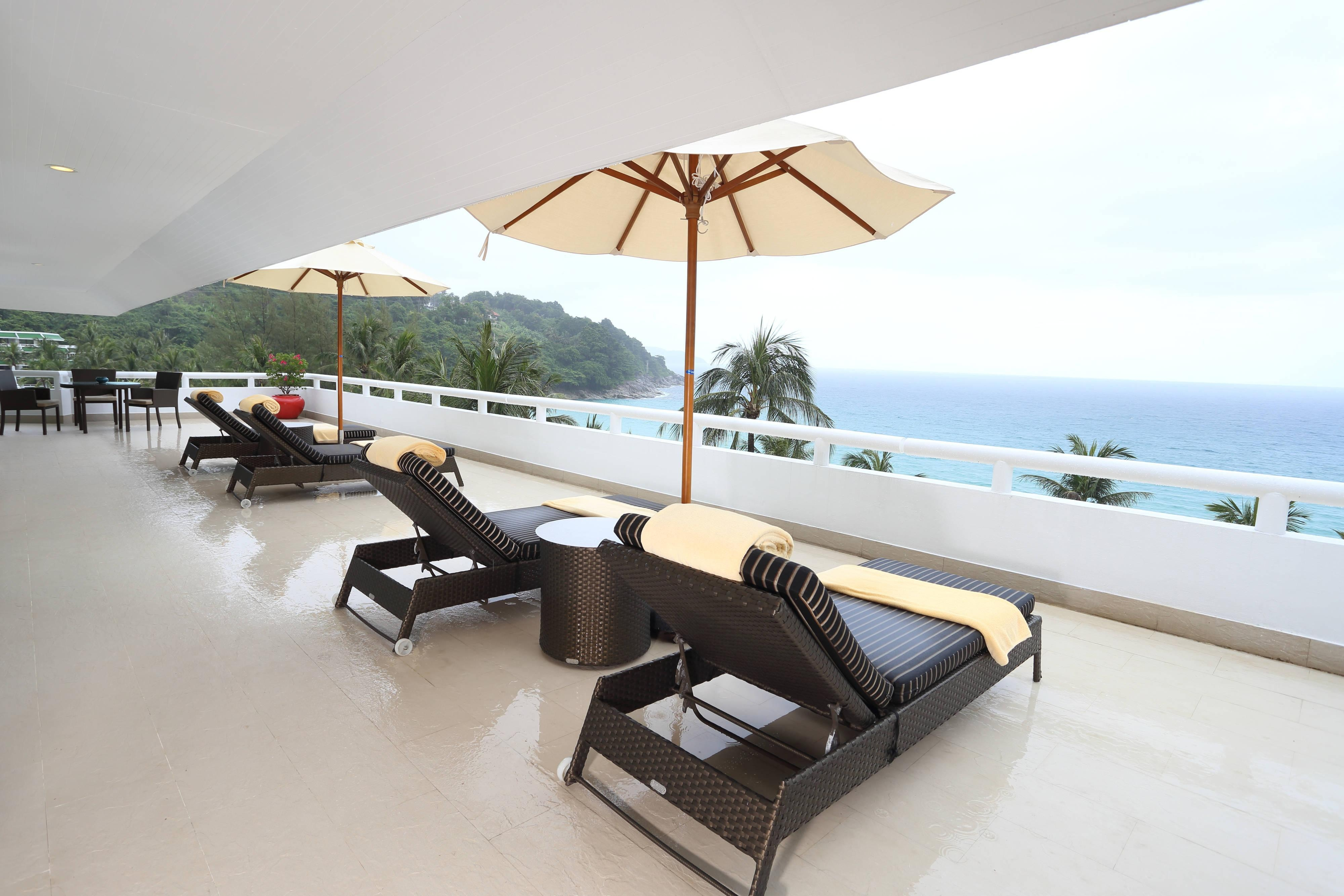 OceanFront Grande Suite Panoramic Terrace