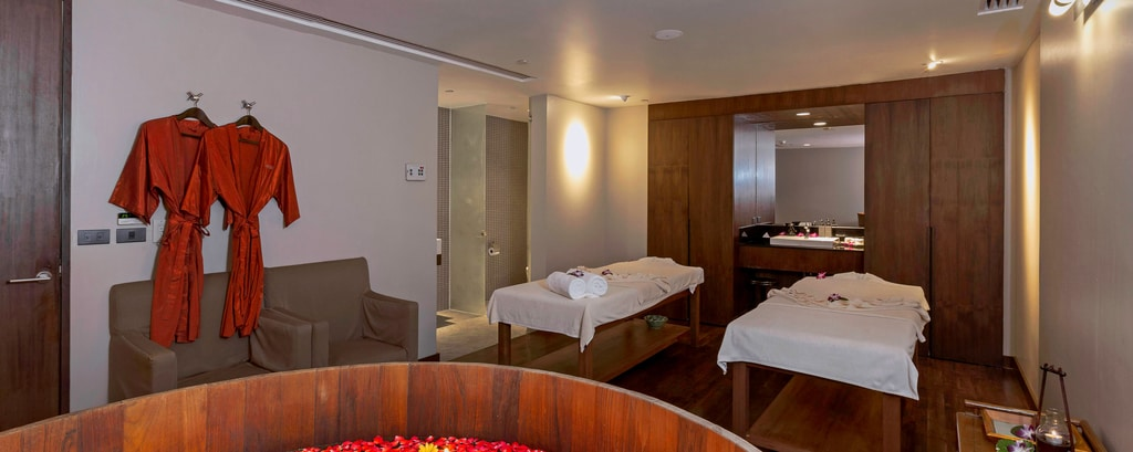 Le Spa Massage and Treatment Room