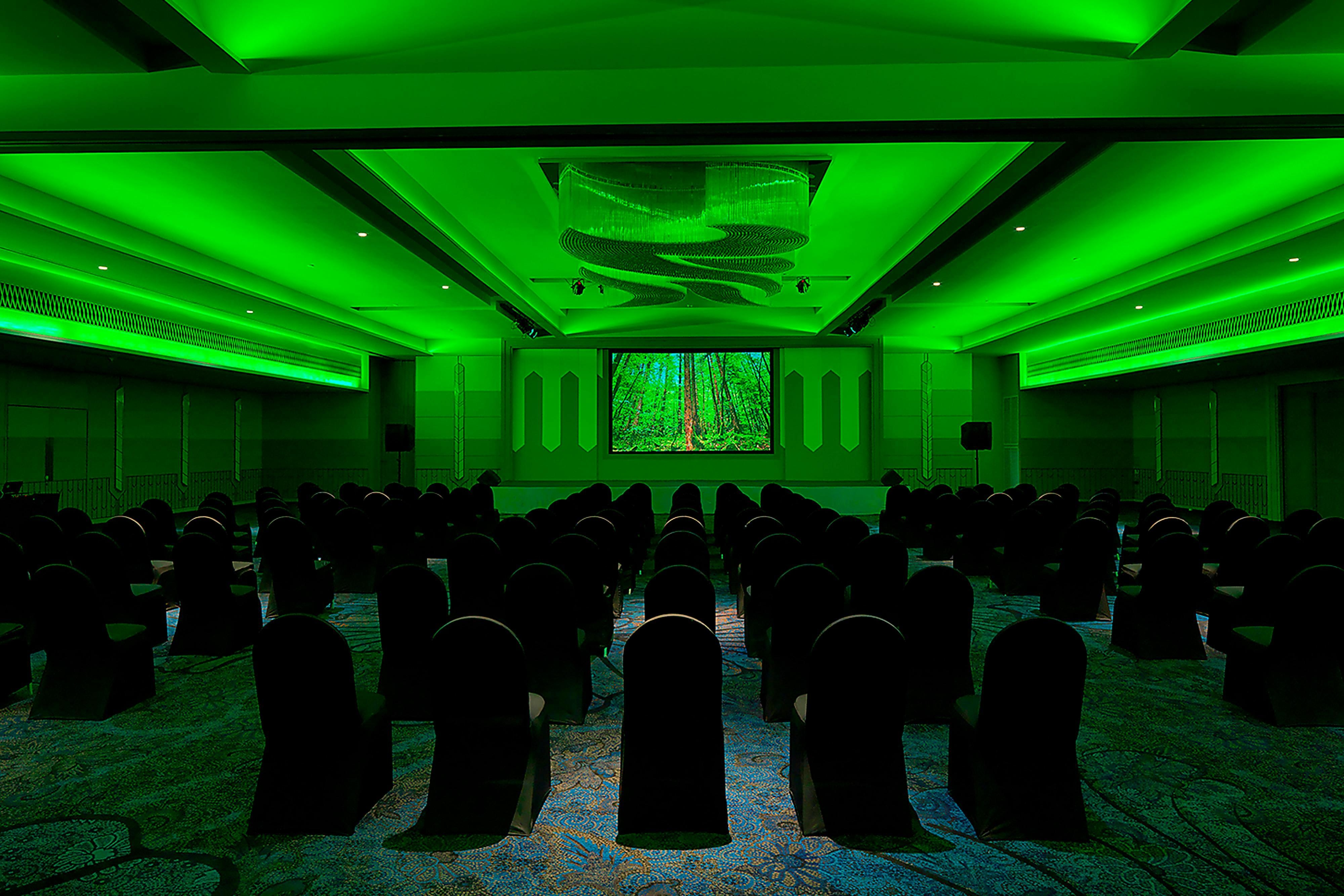 Karon Ballroom Theatre Forest Theme