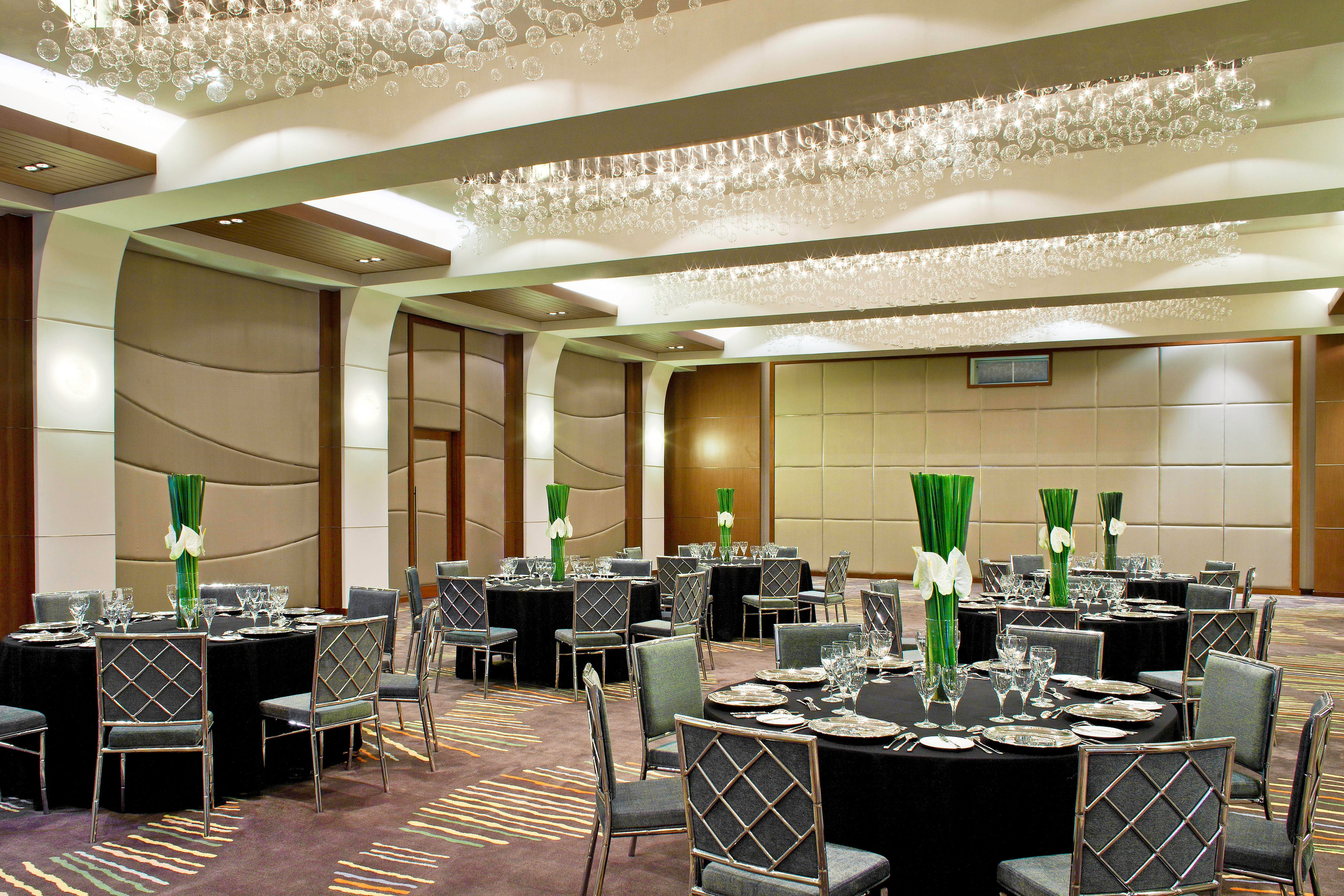 Siray Bay Ballroom - Dinner Banquet