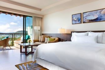 Superior Sea View Room - Heavenly Bed