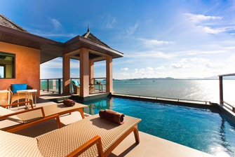 Inspire Pool Villa - Exterior