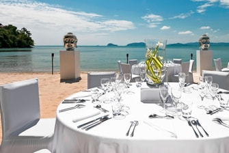 Beach Wedding - Banquet