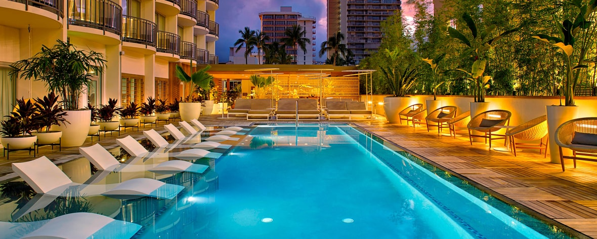 Hotel In Waikiki Hawaii The Laylow Autograph Collection
