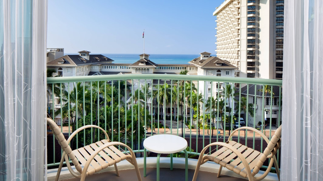 Princess Ocean View-Balcony View