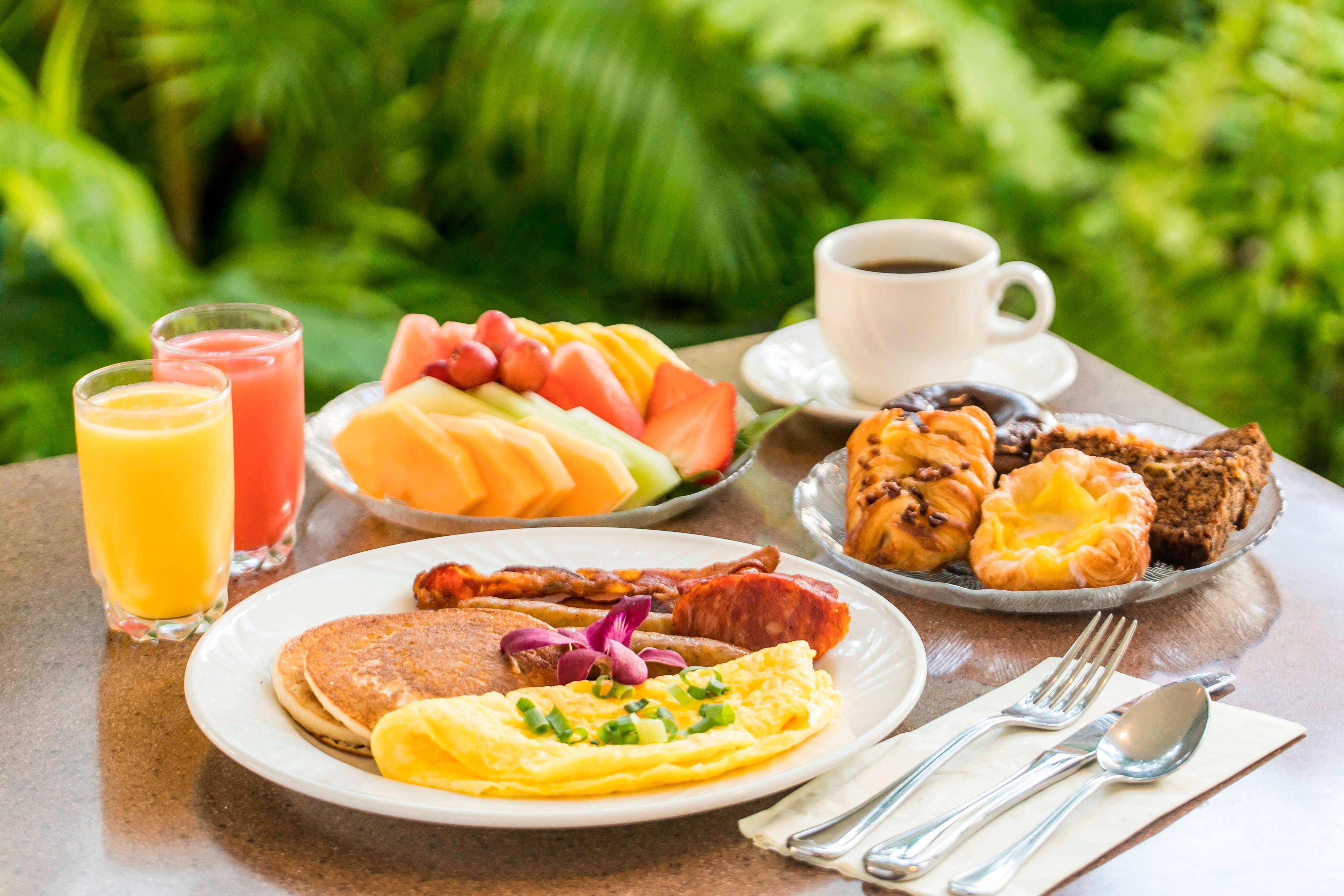 Pikake Terrace Breakfast Buffet