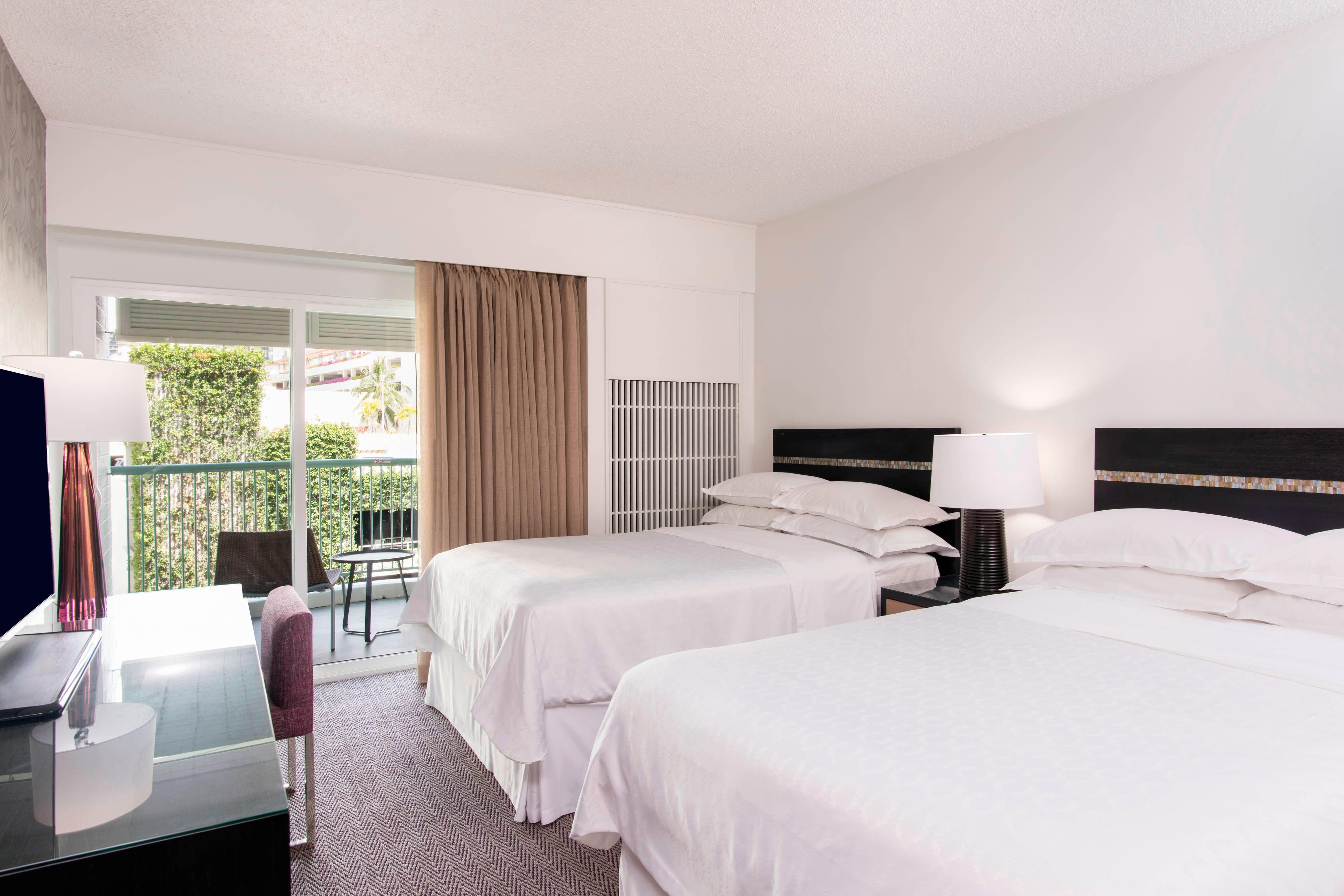 Double/Double Guest Room - Kaiulani Wing