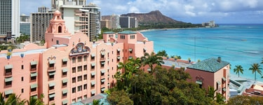 Royal Hawaiian, a Luxury Collection Resort, Waikiki
