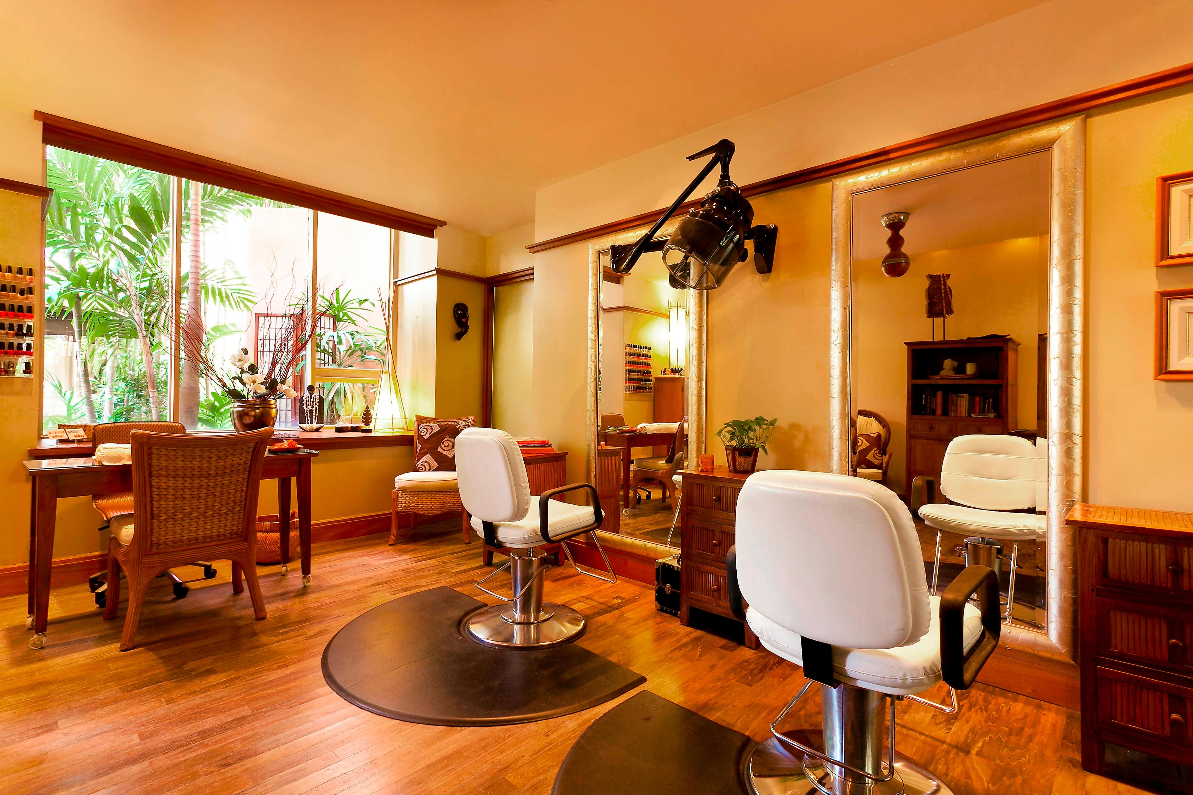 Abhasa Spa - Salon
