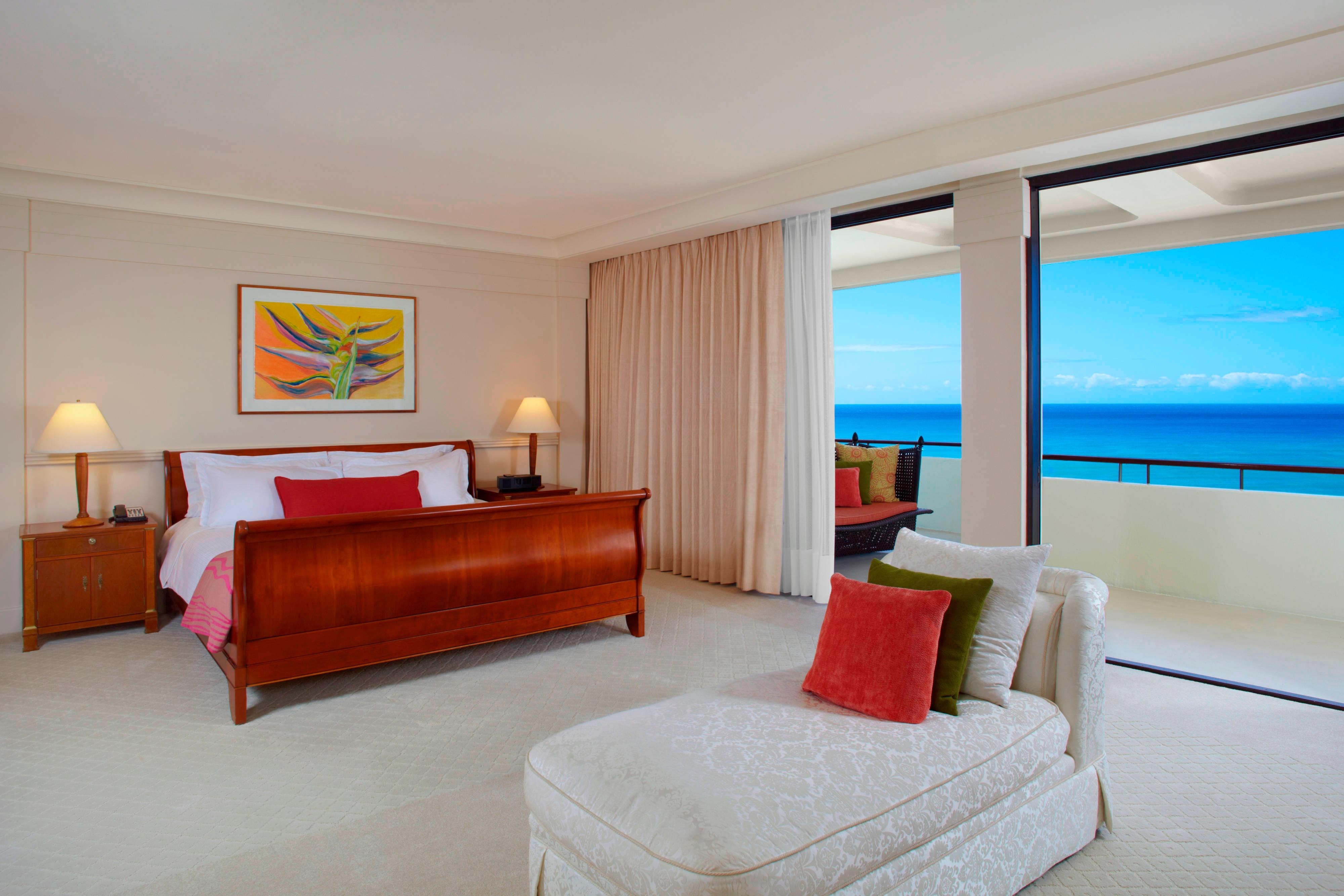 Alii Suite - Master Bedroom