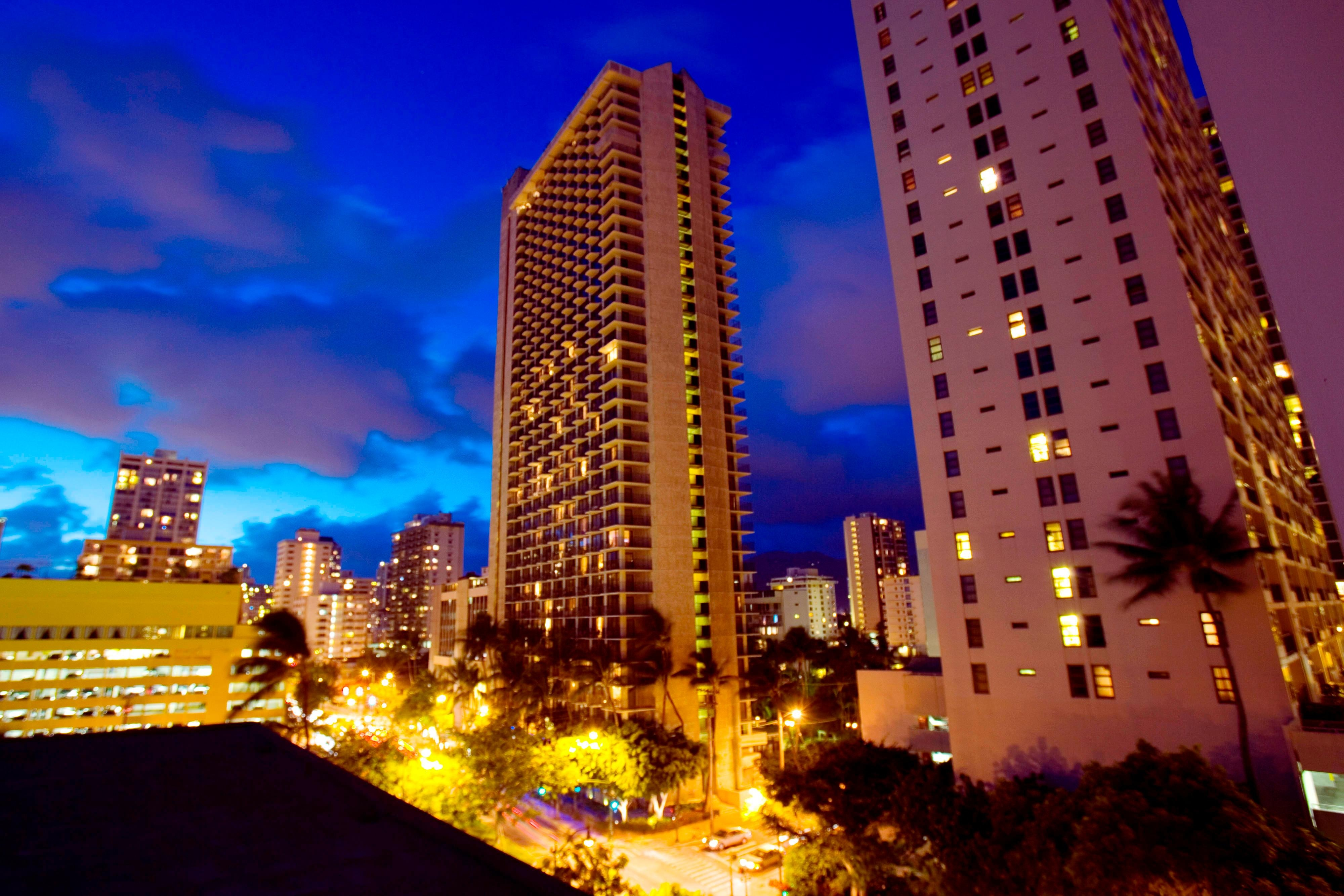 Guest Room Waikiki City View