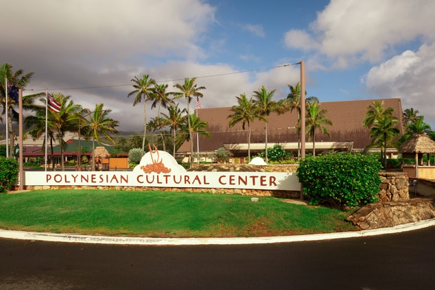 Polynesian Cultural Center in Laie