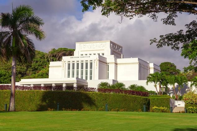 LDS Laie Temple