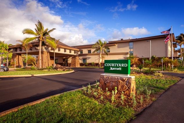 North Shore Oahu hotel exterior