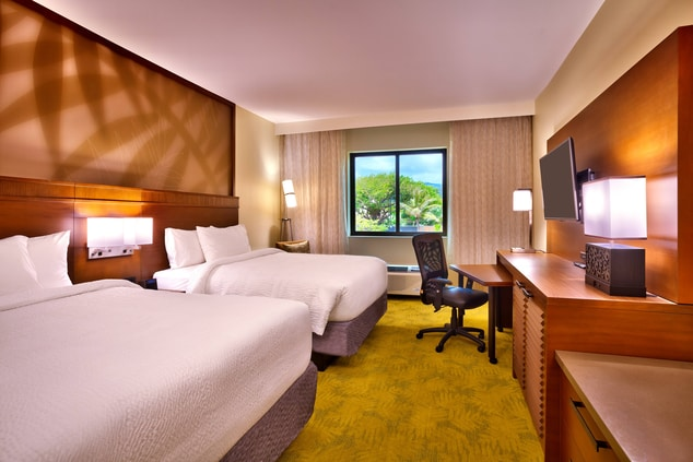 Accommodation in Laie Hawaii